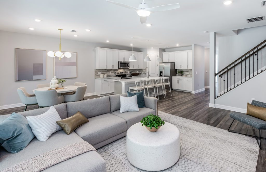 Avalon Park by Pulte Homes_Whitestone Gathering Room