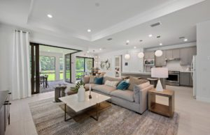 Avalon Park by Pulte Homes Mystique Gathering Room